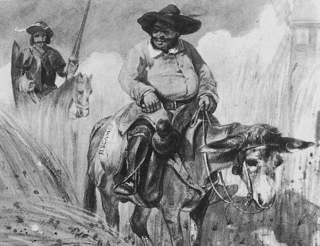 Develacion G. del Quijote de La Mancha 1ª parte